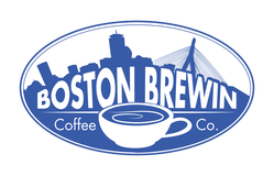 Boston Brewin Coffee Co. logo